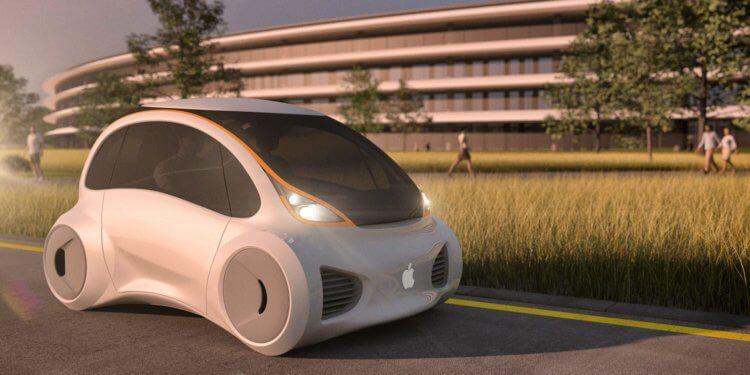 Apple не перестала работать над своим автомобилем: как он будет выглядеть?