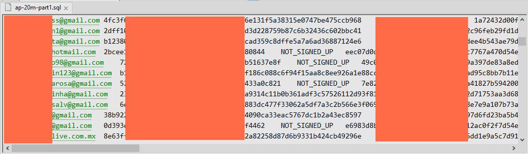 Данные 20 млн пользователей каталога приложений Aptoide опубликованы на хакерском форуме