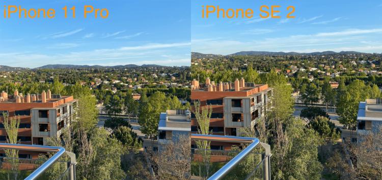 А вы сможете отличить фото на iPhone SE 2 от снимка на iPhone 11 Pro?