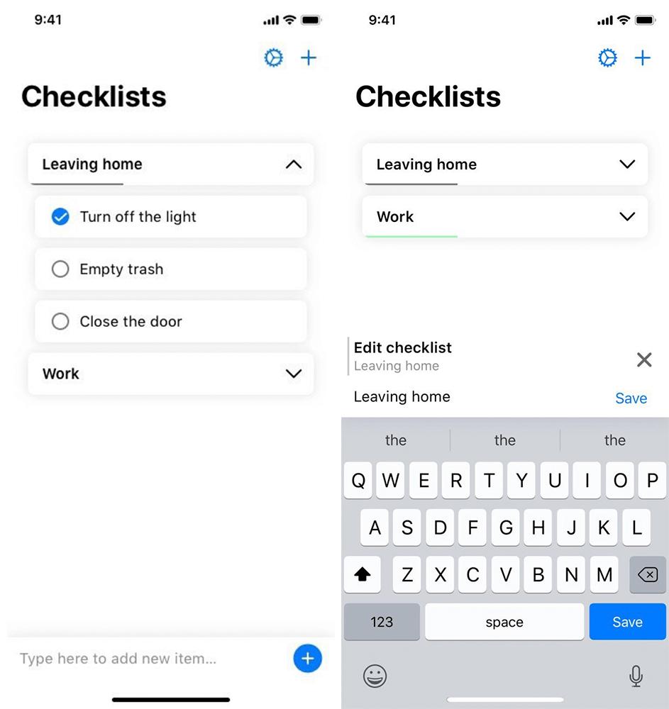 Как создавалось приложение YourList — чтобы ничего не забывать