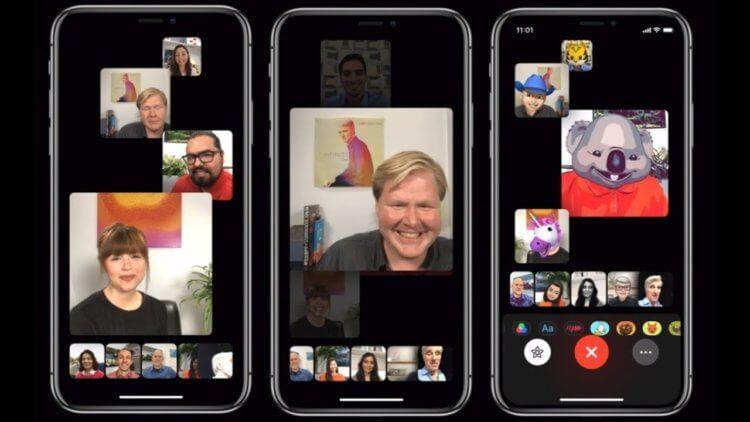 А что если WWDC 2020 пройдет по FaceTime?
