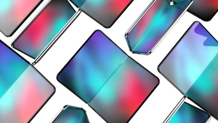iPhone 12 будет складным? Apple запатентовала гибкий аккумулятор