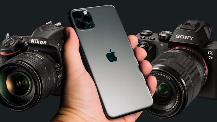 Где хранить фотографии и видео, чтобы не занимать место на iPhone