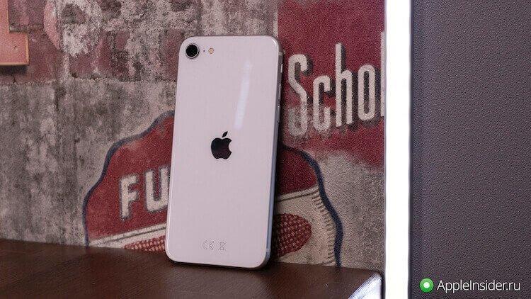 В чём камера iPhone SE 2 лучше, чем у любого другого iPhone