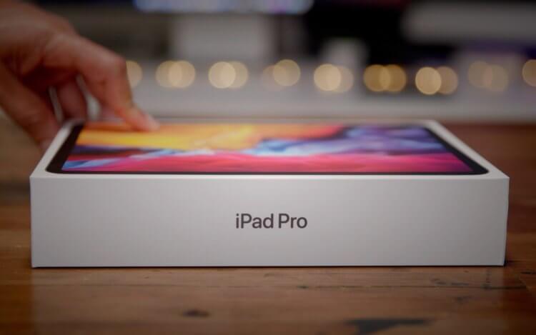 iPad Pro 2020 может аппаратно отключать микрофон. Зачем это нужно и как работает