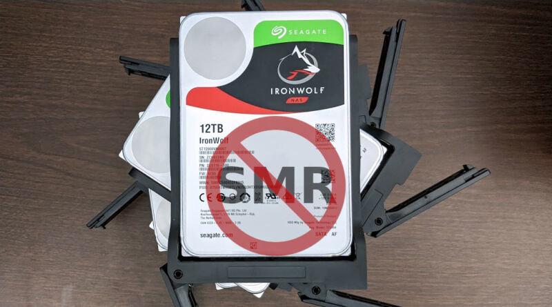 Срываем покровы. Черепичная запись SMR в накопителях WD и Seagate