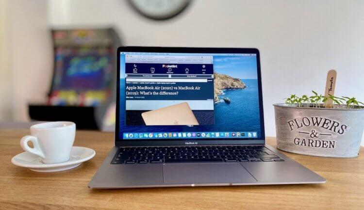 В России начались продажи новых MacBook Air, iPad Pro и Mac mini
