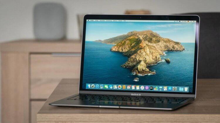 Почему MacBook Air 2020 перегревается