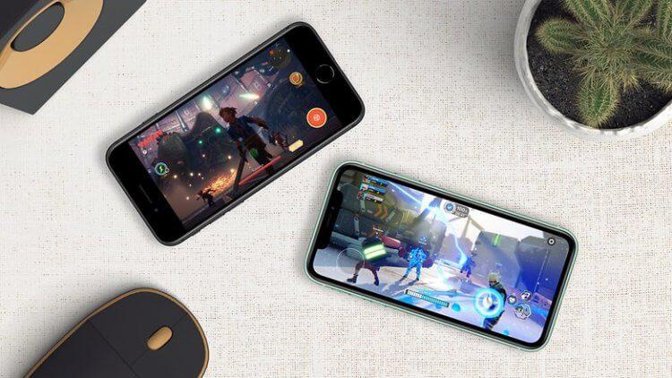 iPhone SE 2020 быстрее телефонов на Android за те же деньги