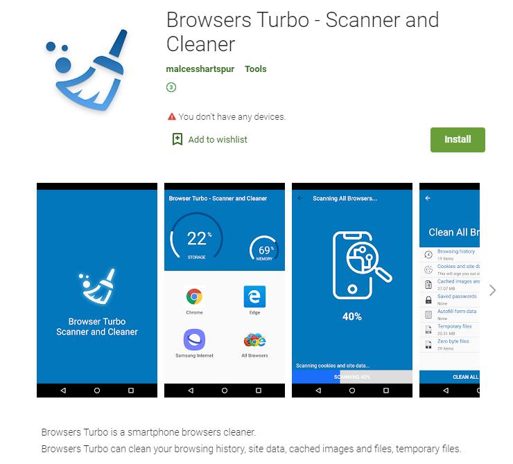 Бэкдор PhantomLance распространялся через Google Play годами