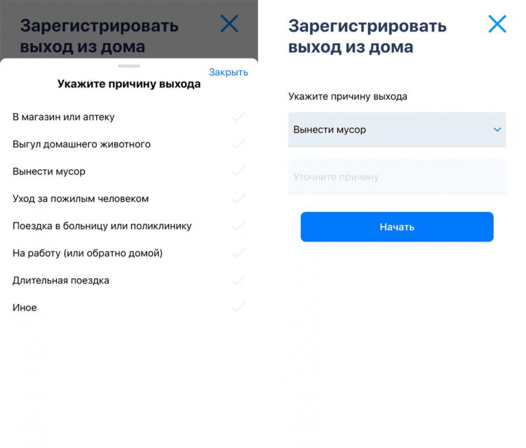 Как получить пропуск на выход из дома в Москве и Московской области