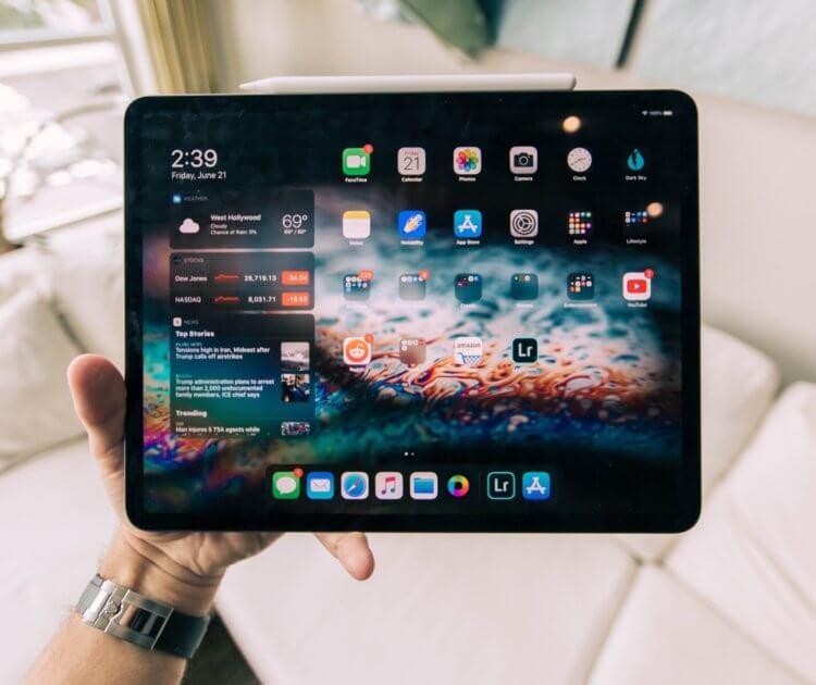 iPad Pro с новым экраном в этом году не выйдет. Что насчет iPhone 12