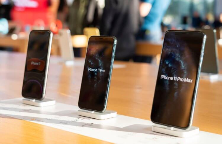 Apple закажет 213 миллионов iPhone, даже если их никто не купит. Почему?