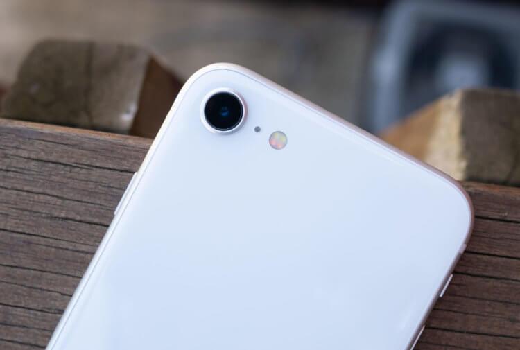Apple установила в iPhone SE 2020 камеру от iPhone 8, а не от iPhone XR