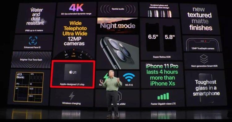 В iPad Pro и iPhone SE 2 нет продвинутого AirDrop: Apple забыла про U1?