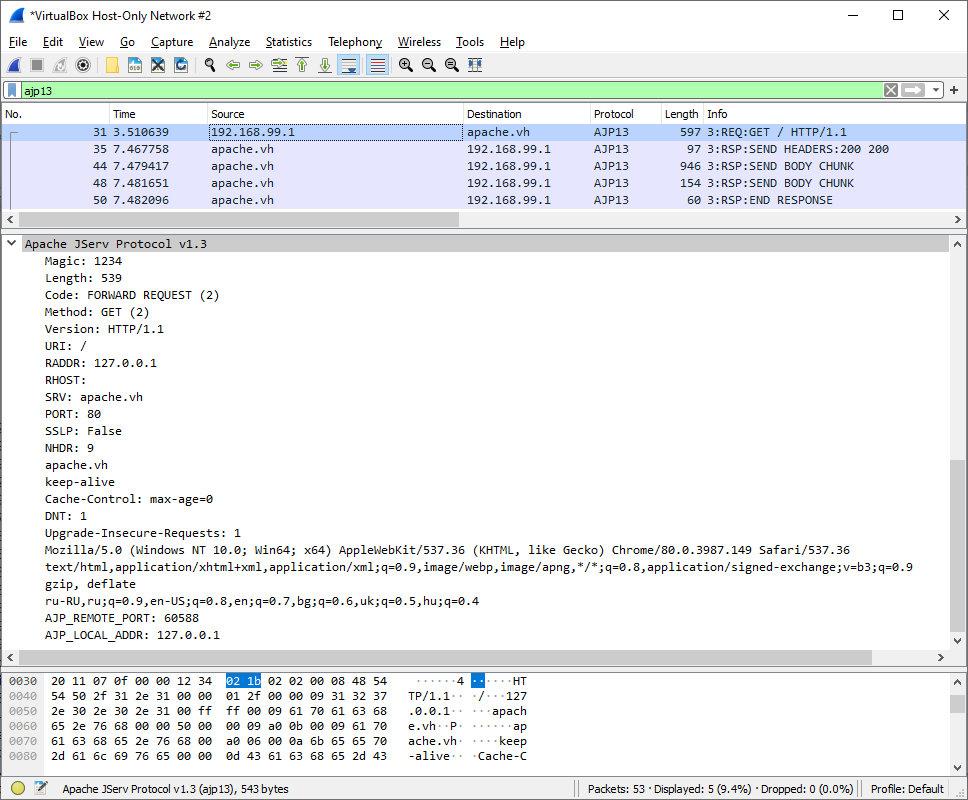 Кот-призрак. Как эксплуатировать новую RCE-уязвимость в веб-сервере Apache Tomcat