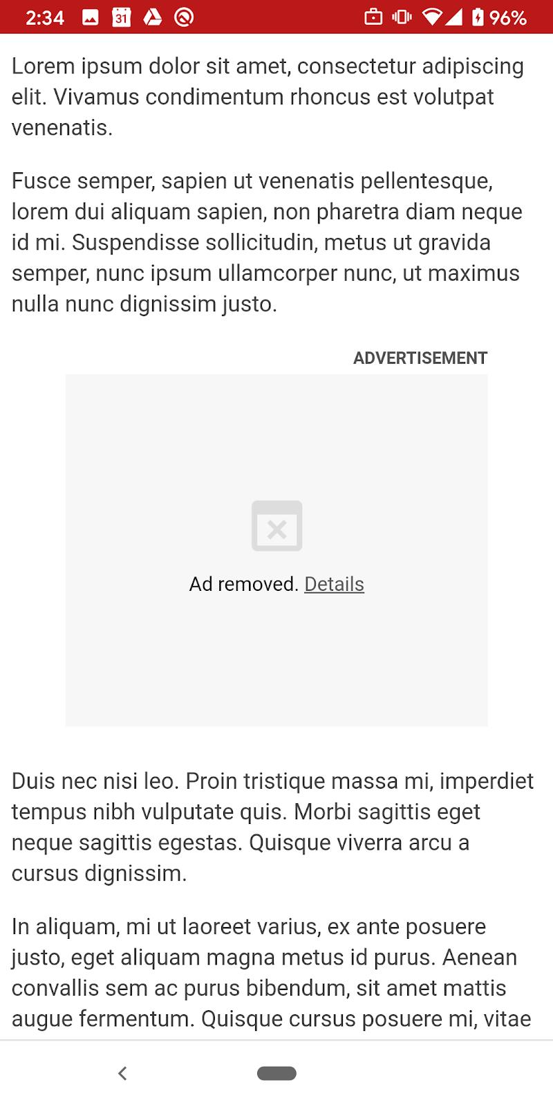 В августе Chrome начнет блокировать слишком «тяжелую» рекламу