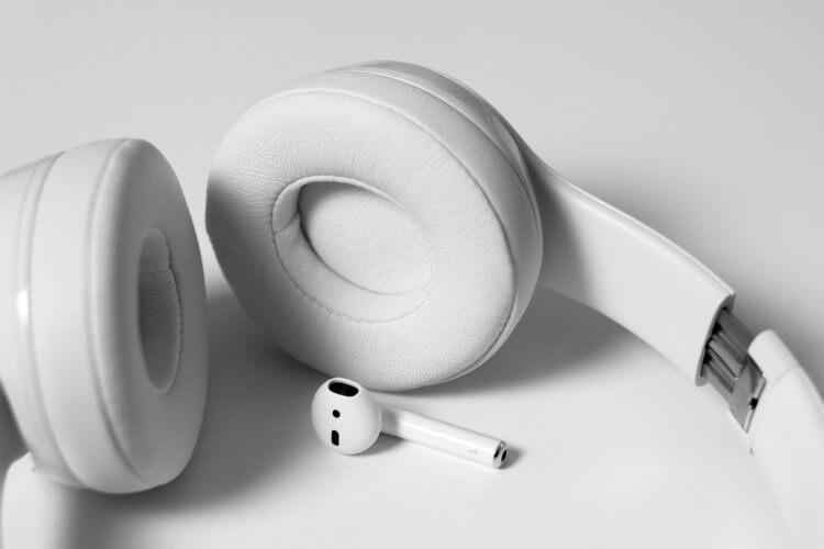 AirPods Studio — накладные наушники по цене iPhone SE 2020? Почему бы и нет