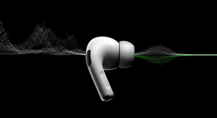 Как убрать посторонний шум во время звонка на iPhone и Mac