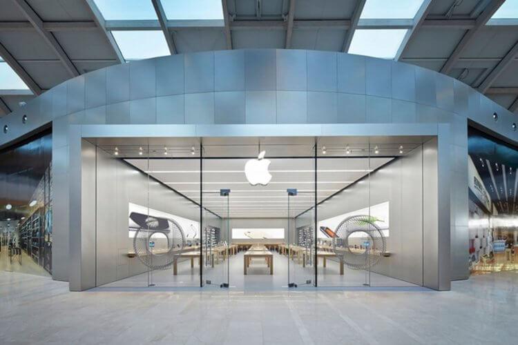Apple выходит из кризиса? Компания открывает новые магазины и бьет рекорды на бирже