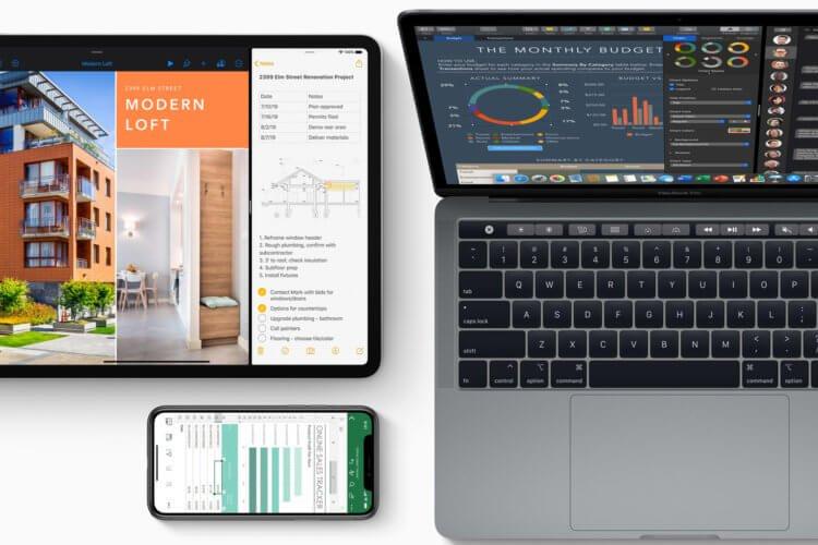 Какой Mac станет первым с собственным процессором Apple