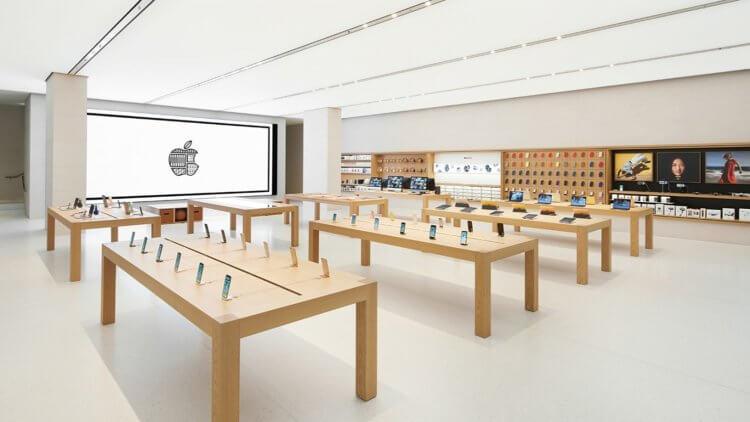 Apple открыла первые Apple Store, но теперь они работают совсем по-другому