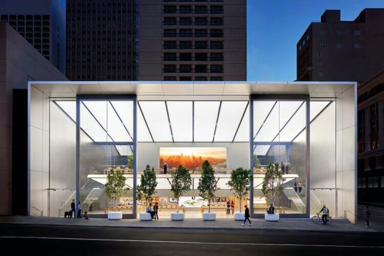 Apple снова открывает половину магазинов в мире, но они работают по новым правилам