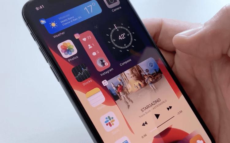 Почему мне не нужны виджеты на iOS