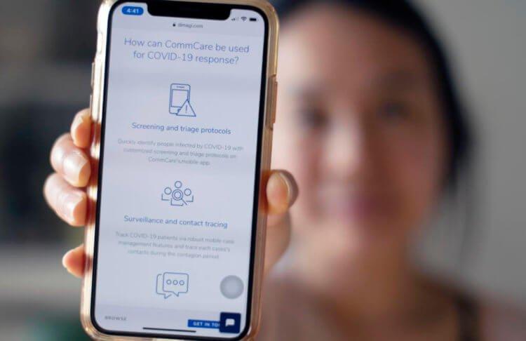 Разработчик объяснил, почему слежка за больными коронавирусом от Apple безопасна