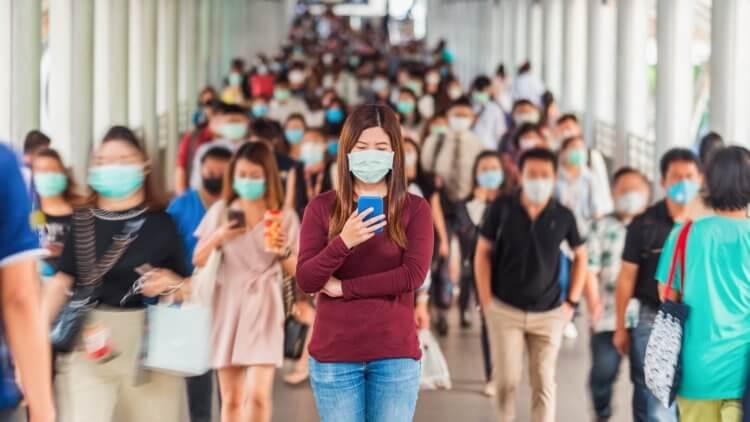 Согласится ли Россия отслеживать больных коронавирусом по методу Apple?
