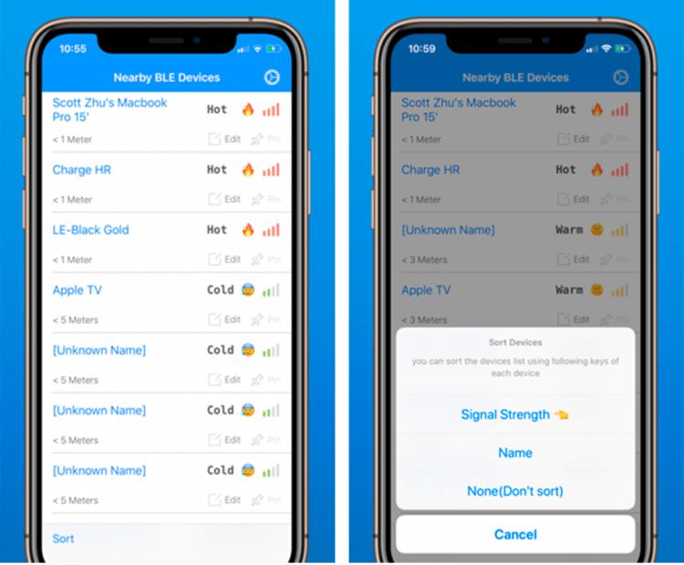 Как найти устройство по Bluetooth? Скидки в App Store