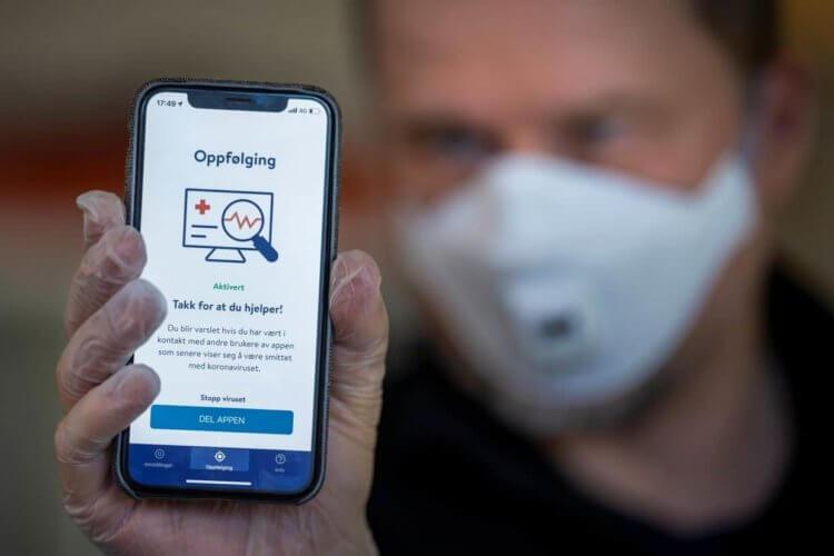 Apple не стала помогать властям следить за больными коронавирусом