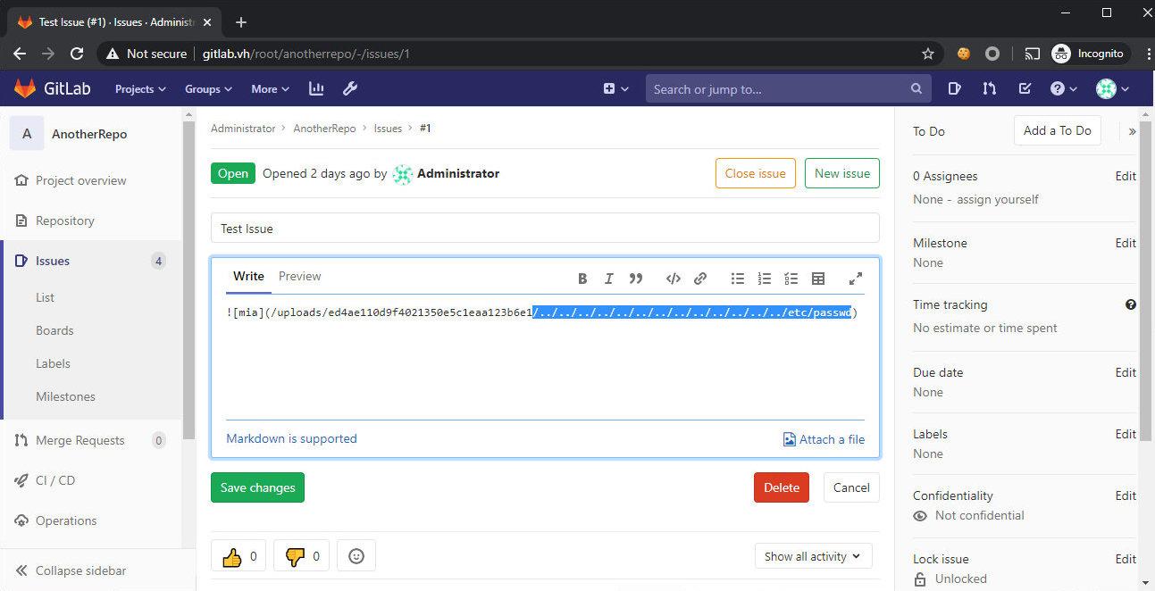 Читай и выполняй. Как работает эксплоит новой уязвимости в GitLab