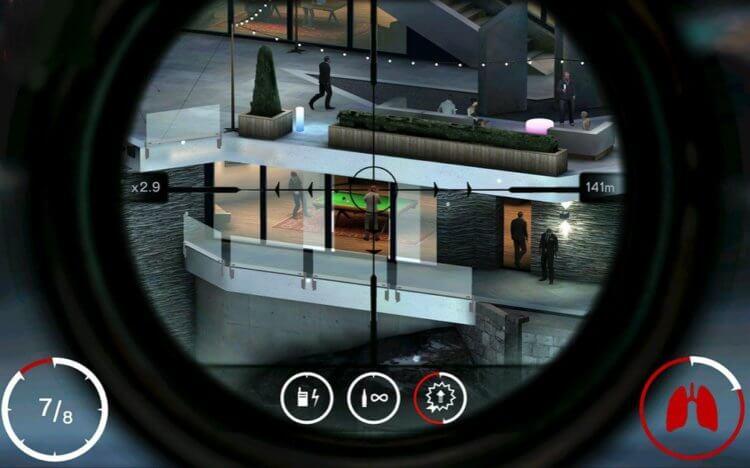 Пятничные скидки в App Store: Hitman Sniper и другие приложения