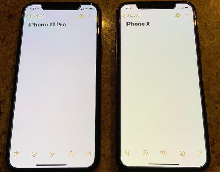 Почему экран iPhone желтит и как это исправить