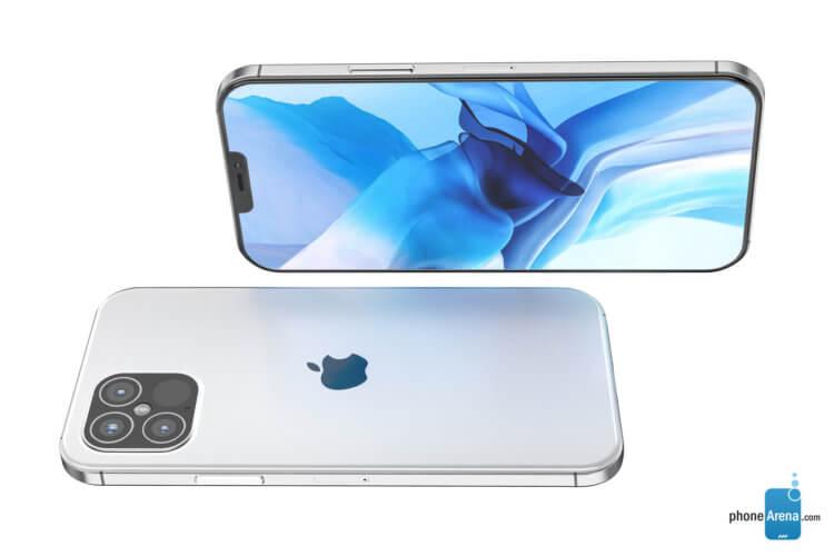 Сколько будет стоить iPhone 12 и iPhone 12 Pro?