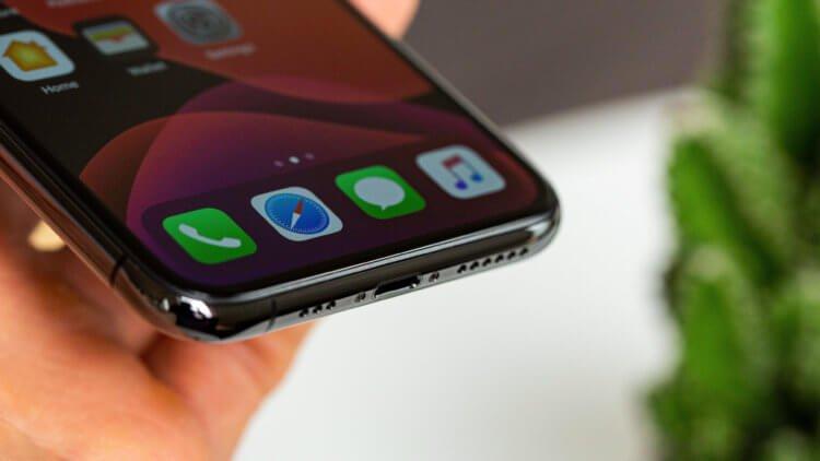 Apple сделала iPhone 12 с USB-C, но передумала его выпускать