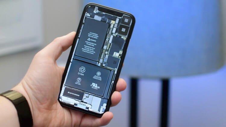 Я знаю, какой функции не хватает камере iPhone — рентген