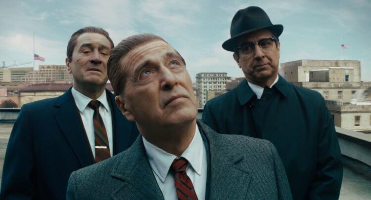 Apple снимет фильм с Леонардо ДиКаприо и Робертом Де Ниро — его хотел купить Netflix