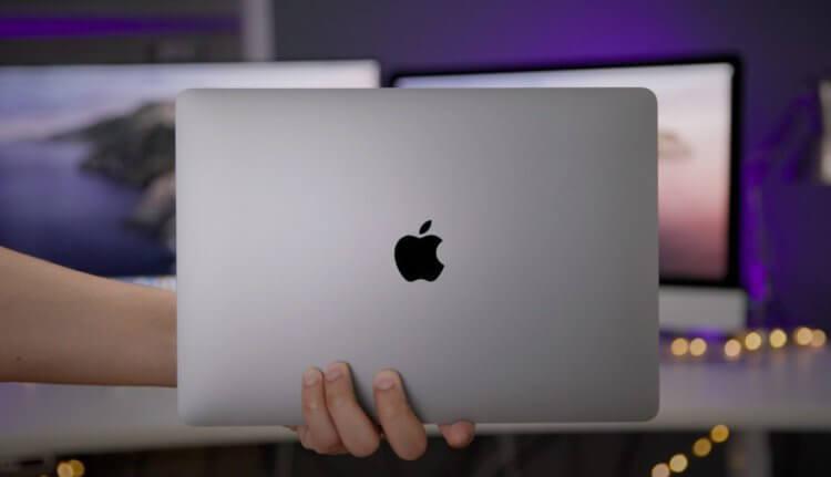 Windows повышает яркость дисплея MacBook Air 2020 на 30% по сравнению с macOS