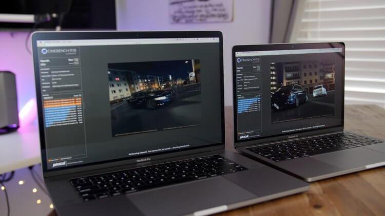 Apple представила новый MacBook Pro 13″ с клавиатурой «ножницы» и увеличенной памятью