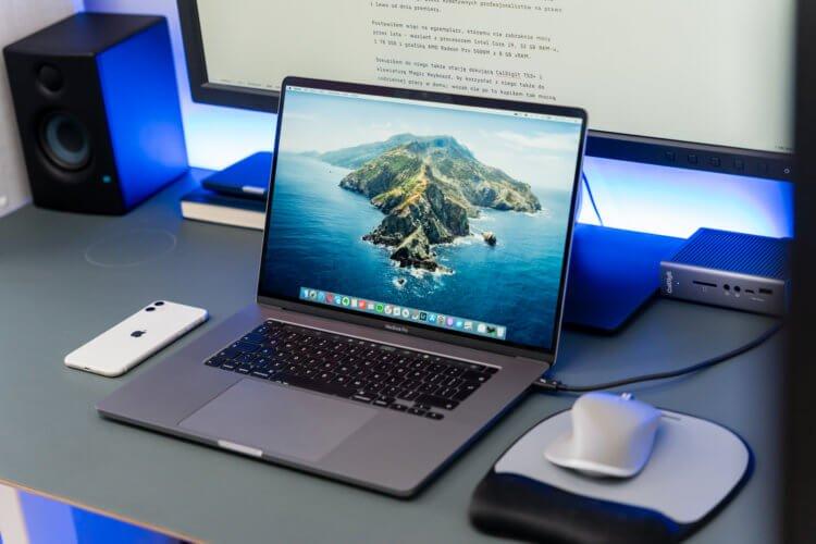 """Что выбрать: MacBook Pro 13"""" или MacBook Pro 16"""""""