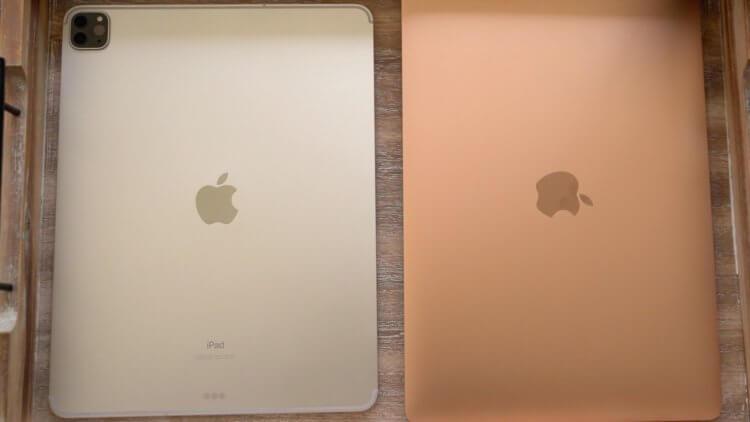 Что купить — MacBook или iPad? Сравниваем MacBook Air, MacBook Pro и iPad Pro
