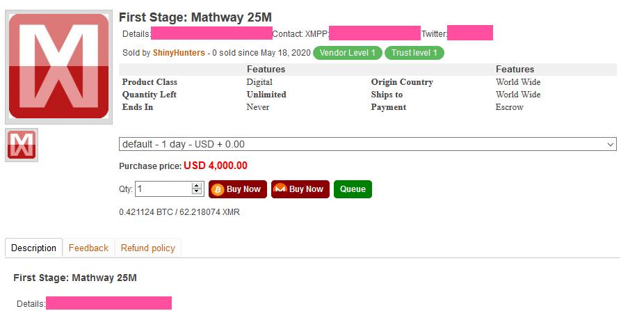 Обнаружена утечка данных 25 млн пользователей приложения Mathway