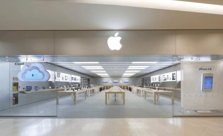Apple открыла почти 100 магазинов, но готова закрыть их снова в любой момент