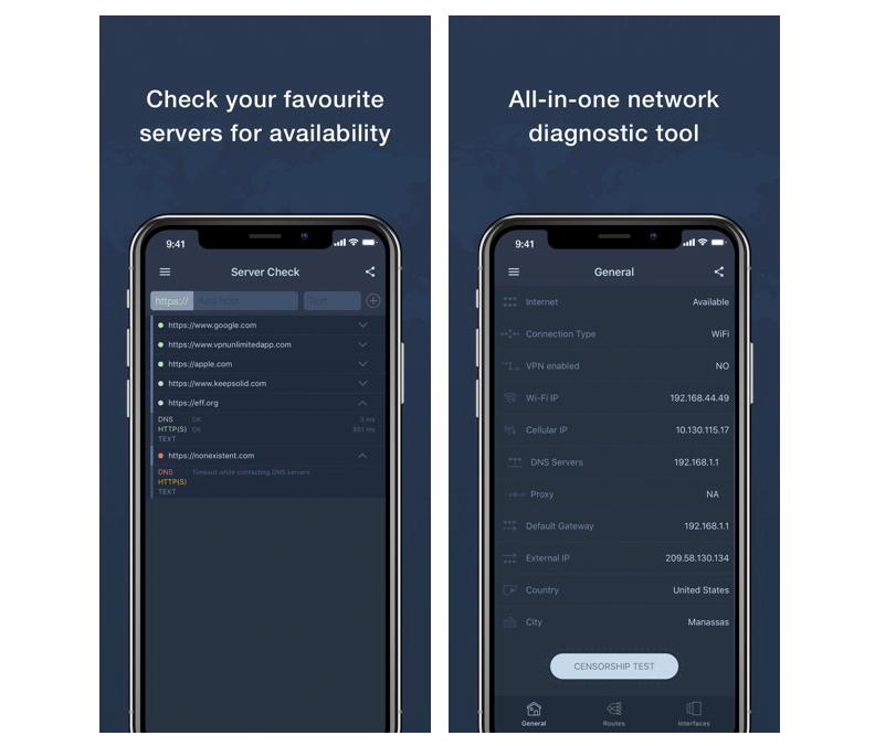 Сетевая утилита для iPhone и другие приложения App Store со скидками
