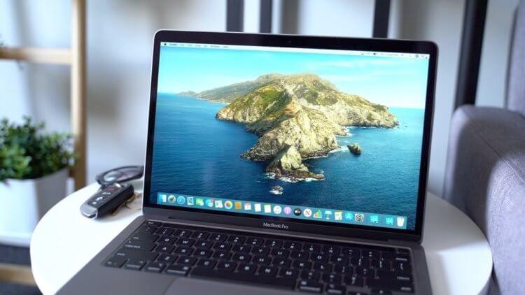 В России начались продажи нового MacBook Pro 13″ с клавиатурой «ножницы»