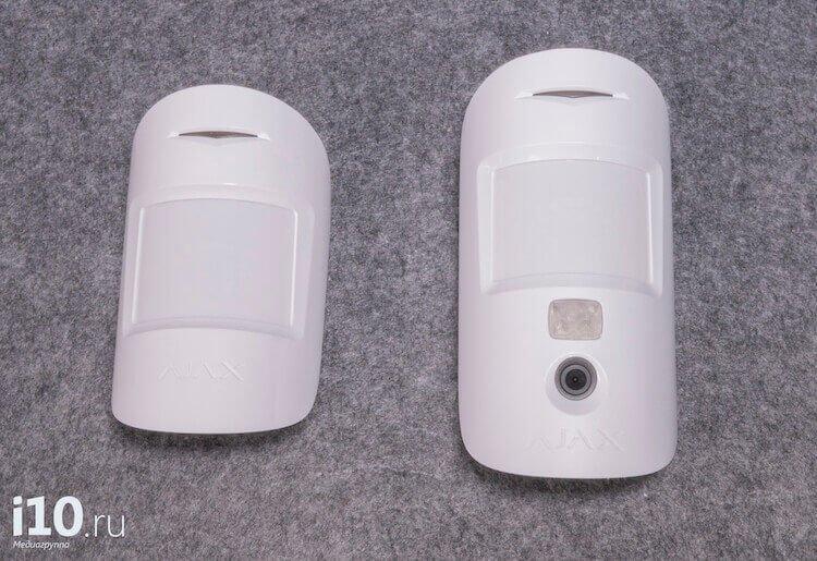 Охрана с функциями умного дома — беспроводная система Ajax