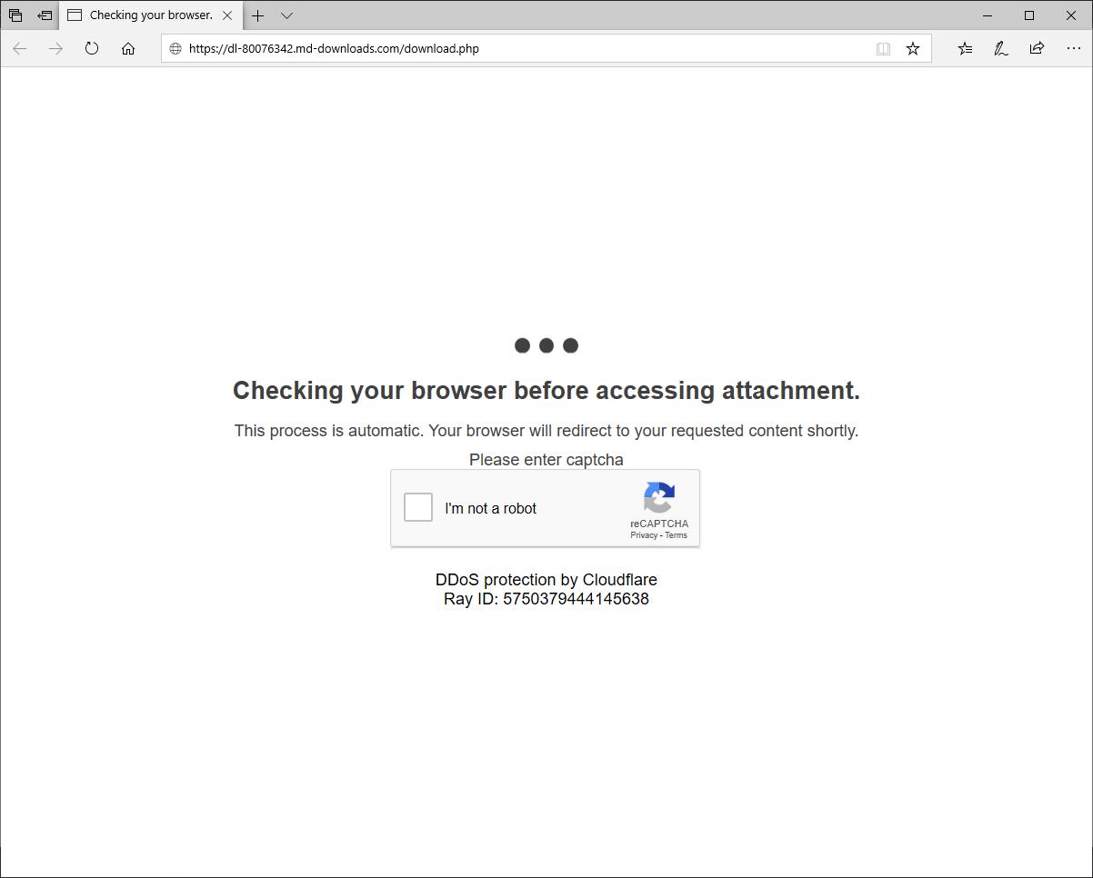 Хакеры вынуждают пользователей решать CAPTCHA