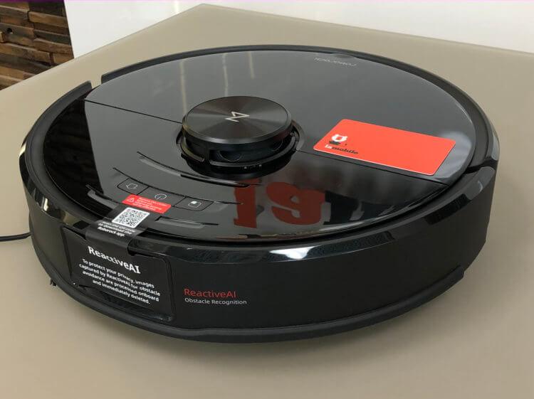 Если бы Apple сделала робот-пылесос, он бы выглядел так